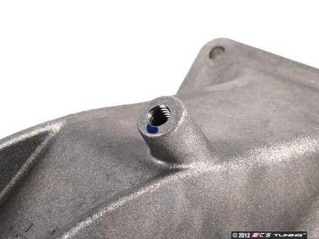 ES#41569 - 22111092973 - Engine Mount Bracket - Left - The metal motor mount bracket that houses the motor mount - Genuine BMW - BMW