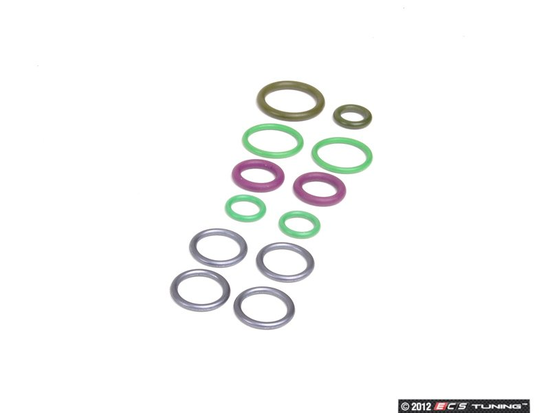 Genuine BMW - 64508390601 - Air Conditioning O-Ring - Kit (64-50-8 ...