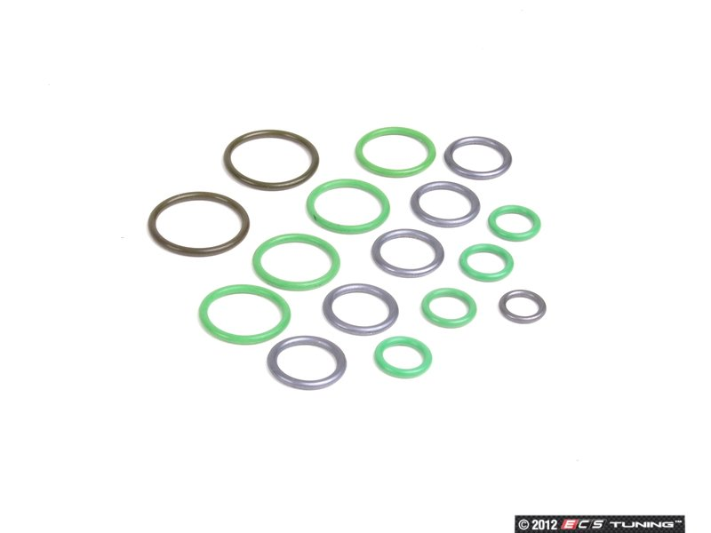 Genuine BMW - 64508390605 - Air Conditioning O-Ring - Kit (64-50-8 ...