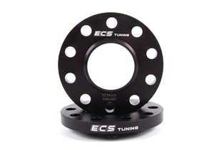 ES#2550820 - ECS255E71 - BMW Rear Wheel Spacer Kit - 15mm - Aluminum wheel spacers, made specifically for your BMW - ECS - BMW