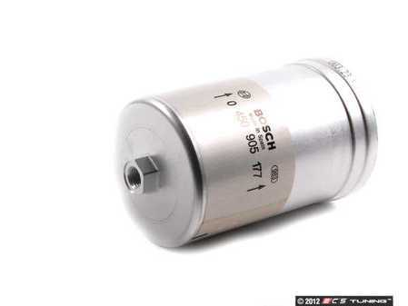 ES#2515322 - 0024774401 - Fuel Filter - Priced Each  - Located on the underside of your vehicle near the fuel pump - Bosch - Mercedes Benz
