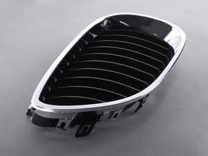 ES#78007 - 51137027062 - Grille (Black) - Genuine BMW - BMW