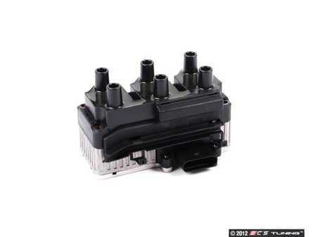 ES#3342 - 021905106C BERU - Ignition Coil Pack - Replace your cracked and mis-firing coilpack - Beru - Volkswagen