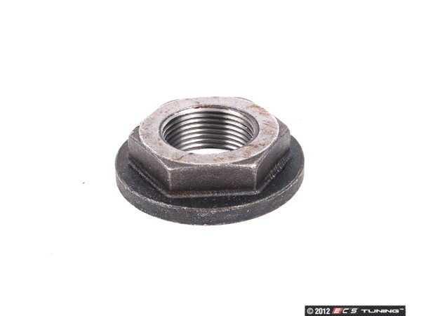 ES#42925 - 23217501583 - Collar Nut - secures the output flange  - Genuine BMW - BMW