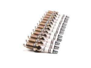 ES#1884271 - f8lcrkt6 - Spark Plugs - Set Of Twelve (#F8LCR) - Bosch Super Plus - Bosch -