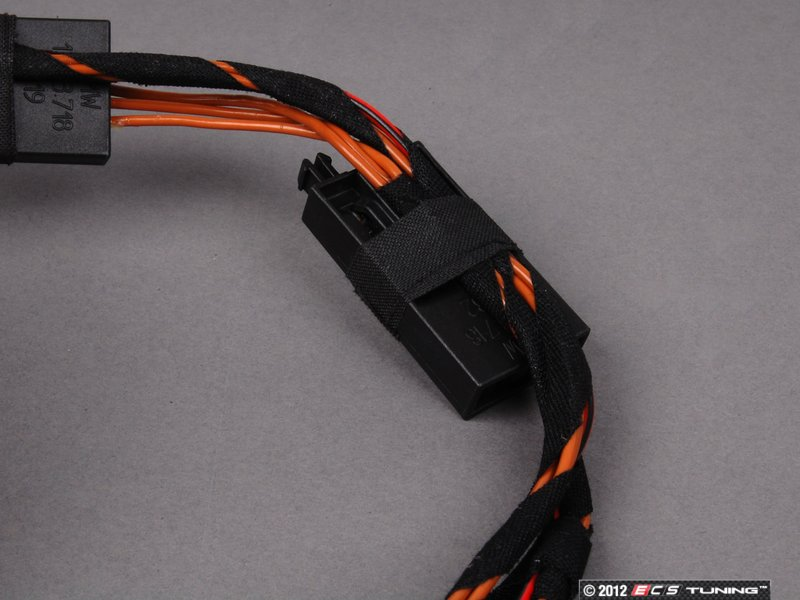 E39 Boot Wiring Harness : Genuine bmw  repair wiring harness trunk