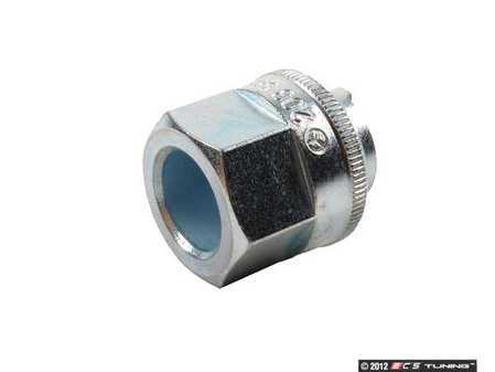 ES#1729301 - 203589000700 - Special Suspension Socket - Used to remove the notched nut on the front strut towers - Genuine Mercedes Benz - Mercedes Benz