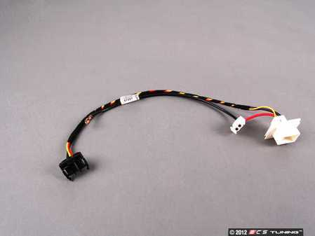 ES#1757799 - 2108200917 - Blower Motor Regulator Cable Assembly - Wiring harness only -- Does not include new blower motor resistor or blower motor - Genuine Mercedes Benz - Mercedes Benz