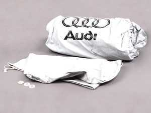 ES#473427 - ZAW400111 - A3 Storage Cover - Outdoor vehicle cover with Audi logo. - Genuine Volkswagen Audi - Audi