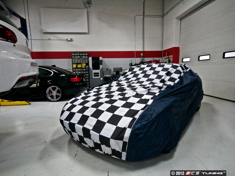 Porsche Car Cover: FK Universal Car Cover