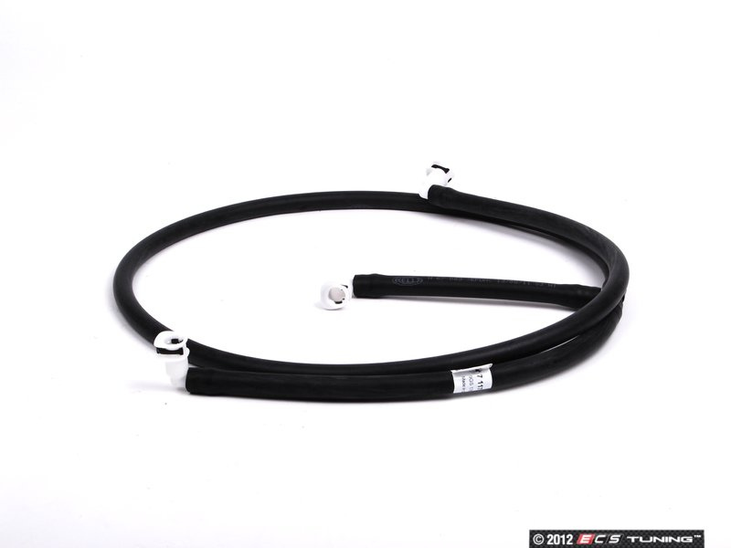 es170570 headlight washer hose includes three hoses and plastic junctions