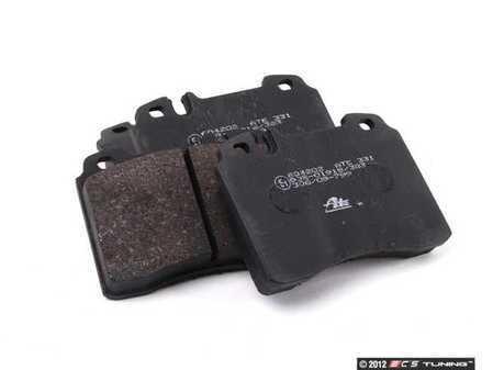 ES#2561733 - 0054200120 - Front Brake Pad Set - Does not include wear sensors or hardware - ATE - Mercedes Benz