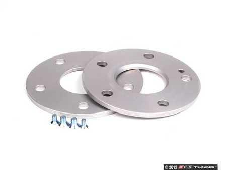 ES#243 - 14957161 - DR Series Wheel Spacers - 7mm (1 Pair) - Wider is better - H&R - Volkswagen Porsche