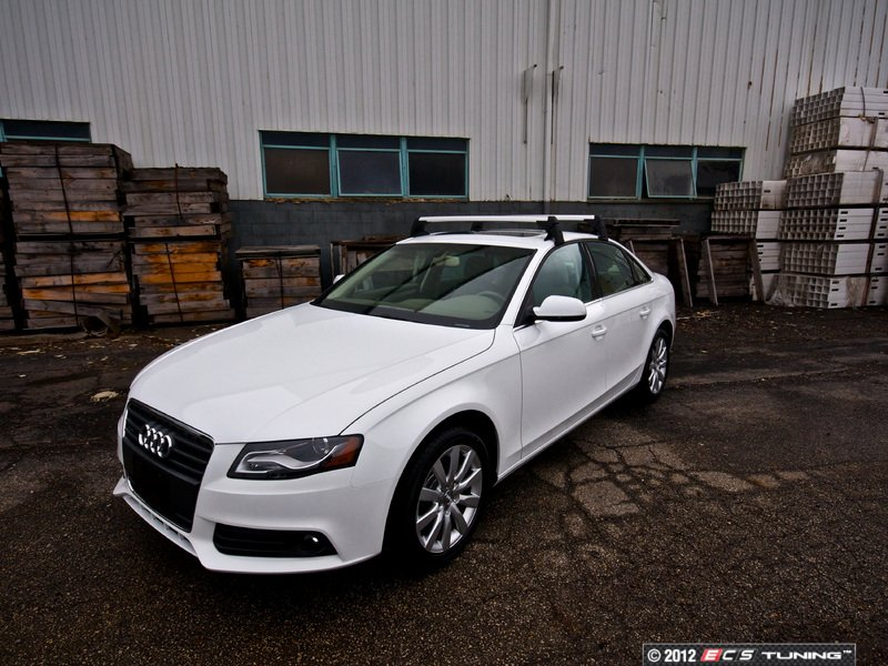 Ecs News Audi B8 A4 S4 Roof Rack Base Bars
