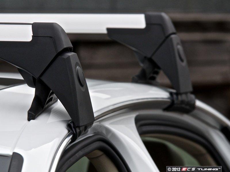 Audi a4 avant 2017 roof bars 5