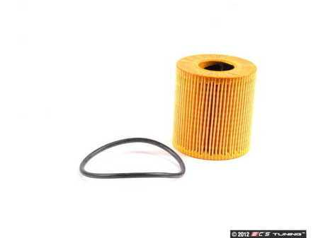 ES#2219540 - 11427622446 - MINI Cooper Engine Oil Filter Kit W/ O-Ring HU 711/51   - Quality replacement oil filter to ensure your oil stays contaminant free : Gen 2 MINIs - Mann - MINI