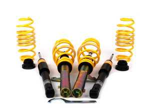 """ES#2795625 - 90877 - ST X Performance Coilover System - Fixed Damping  - Height adjustable with average lowering of 1.8""""-2.8""""F, 1.8""""-2.5""""R. - Suspension Techniques - Volkswagen"""