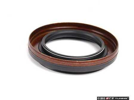 ES#2542644 - 33107609536 - Shaft Seal - Seal in the rear differential where the driveshaft connects - Genuine BMW - BMW