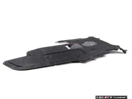 ES#130654 - 51757162577 - Belly pan - Center - Keep your driveline components safe from dirt and debris with a fresh belly pan - Genuine BMW - BMW