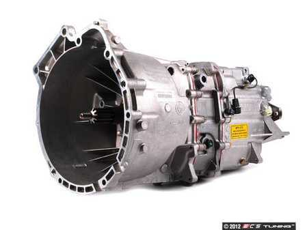 ES#2562429 - 23002229721kt - Remanufactured 6 Speed Manual Transmission - Includes $200 core charge - Genuine BMW - BMW