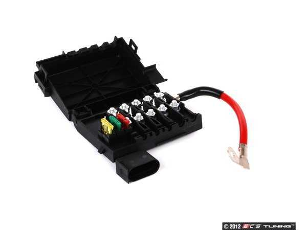 ES#2539371 - 1C0937617 - Battery Mounted Fuse Panel - Located on top of the battery - MTC - Volkswagen
