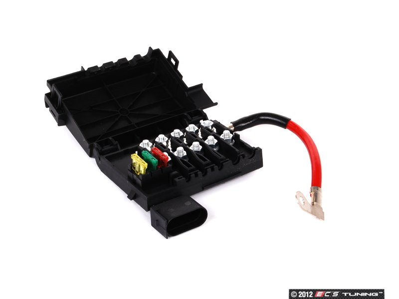 277580_x800 mtc 1c0937617 battery mounted fuse panel vw battery top fuse box at bayanpartner.co