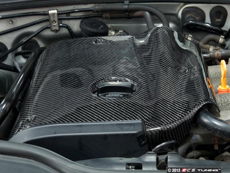 ecs news volkswagen b5 passat 1 8t ecs carbon fiber. Black Bedroom Furniture Sets. Home Design Ideas