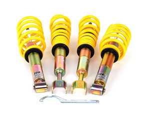 ES#4057031 - 13210026 - ST X Performance Coilover System - Fixed Damping - Set your vehicle low and tight for optimal performance. - Suspension Techniques - Audi Volkswagen