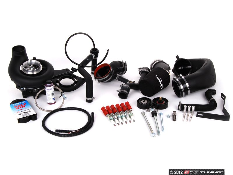 VF Engineering  VFK2801  VF Engineering Supercharger Kit 350hp