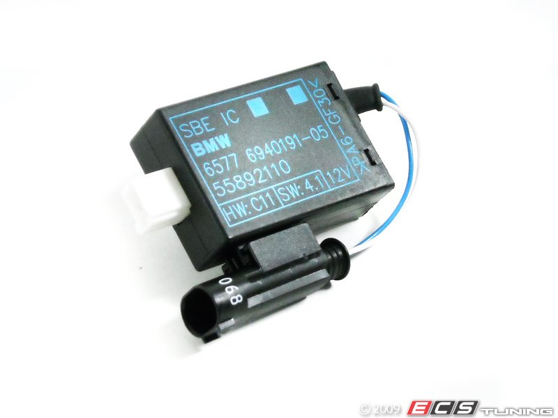 Genuine Bmw 65776940191 Seat Occupancy Sensor 65776940191rhecstuning: Bmw Airbag Seat Sensor Location At Gmaili.net