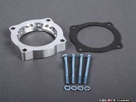 ES#519037 - 46-31002 - AFE Silver Bullet Throttle Body Spacer - Increase your performance with dyno proven gains - AFE - BMW