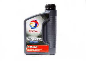 ES#261552 - 802236 - Quartz Ineo MC3 Engine Oil (5w-30) - 1 Liter - New low SAPS generation oil especially developed for BMW and VAG engines. This oil is one of most advanced oil on the market, offering excellent fuel economy, wear, and emission control. - Total -