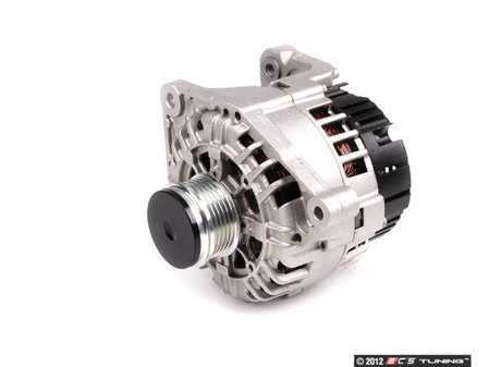 ES#2523995 - 06B903018EXBOSKI - Remanufactured Alternator - 120 Amps - Includes a $70 refundable core charge - Bosch - Audi Volkswagen