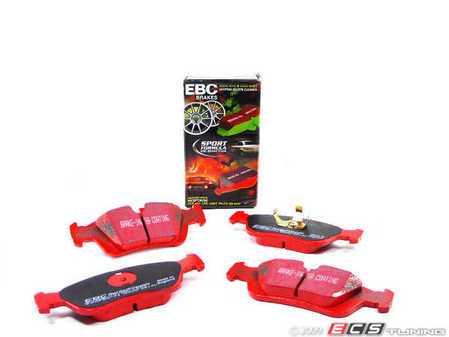 ES#517767 - DP3914C - RedStuff Performance Brake Pads - Front - Same as DP31211C - EBC -