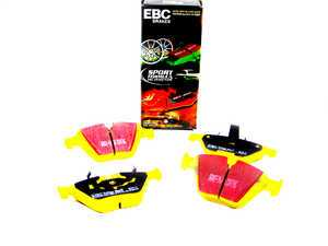 ES#517801 - DP41449R - Front YellowStuff Performance Brake Pads - A race quailty pad that can be used at the track, and then get you back home again. - EBC - BMW