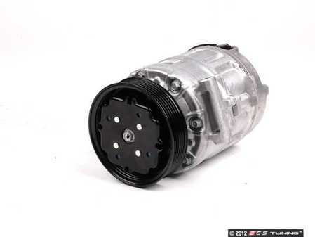 ES#1832116 - 8E0260805F - A/C Compressor  - Includes the electromagnetic clutch assembly - Denso - Audi
