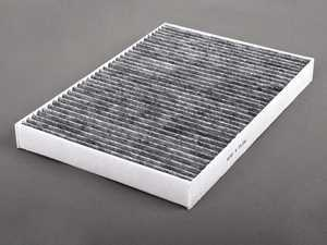 ES#2562279 - 8caf10cd - Charcoal Lined Cabin Filter / Fresh Air Filter - The activated charcoal filters odor from reaching the cabin - NPN - Audi