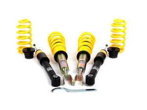 ES#4056701 - 13210058 - ST X Performance Coilover System - Fixed Damping - Average lowering of 1.4'' to 2.4'' front and 1.4'' to 2.6'' rear. - Suspension Techniques - Audi