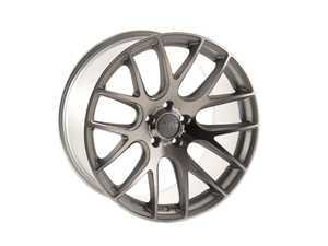 "ES#2185416 - W111.925211 - 19"" Type 111 Wheel - Priced Each (Single Wheel Available) - 19x9.5 5x112 ET40 CB66.6 Hyper Silver/Machine Polish Face - Miro - Audi"