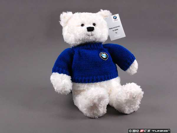 Genuine BMW - 80900439621 - BMW Plush Bear (80-90-0-439-621)
