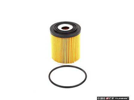 ES#1966594 - 11427512446 - Oil Filter Kit With O-Ring - Keep your oil contaminant free : Gen 1 MINI Cooper R50 R52 R53 - Full - MINI