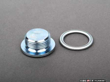 ES#2562281 - 028103059A - Oil Drain Plug  - Includes the crush washer. M24x1.5 - Corteco - Audi Volkswagen