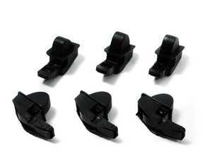 ES#87942 - 51169111091 - Cup holder clamping arms - These arms loose tension over time - Genuine BMW - BMW