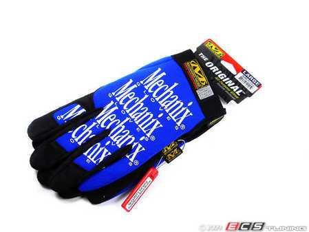 ES#518003 - MG03009 - Original Glove - Blue - Medium. Protect your hands while staying comfortable. - Mechanix Wear - Audi BMW Volkswagen Mercedes Benz MINI Porsche