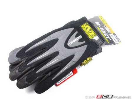 ES#518007 - MMP05009 - M-Pact Glove - Black - Medium. Protect your hands in even the most harshest conditions. - Mechanix Wear - Audi BMW Volkswagen Mercedes Benz MINI Porsche