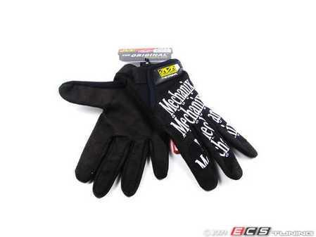 ES#517996 - MG05008 - Original Glove - Black - Small. Protect your hands while staying comfortable. - Mechanix Wear - Audi BMW Volkswagen Mercedes Benz MINI Porsche