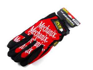 ES#518001 - mg02009 - Original Glove - Red - Medium. Protect your hands while staying comfortable. - Mechanix Wear - Audi BMW Volkswagen Mercedes Benz MINI Porsche