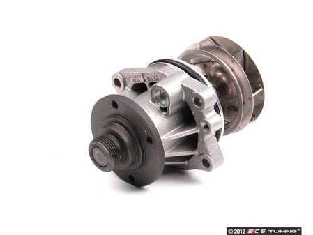 ES#259608 - 11517527910 - New Water Pump - With O-Ring - Featuring a metal impeller - Hepu - BMW