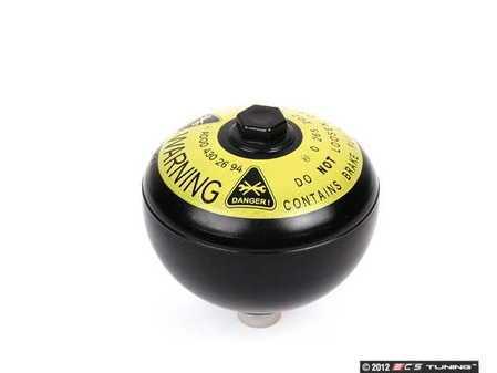 ES#2222329 - 0004302694 - Brake Fluid Pressure Accumulator - Attaches to the hydraulic control unit - Genuine Mercedes Benz - Mercedes Benz