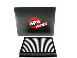 ES#264117 - 31-10118 - Pro Dry S Drop In Filter - Oil free and allows significant airflow improvement over stock - AFE - Audi
